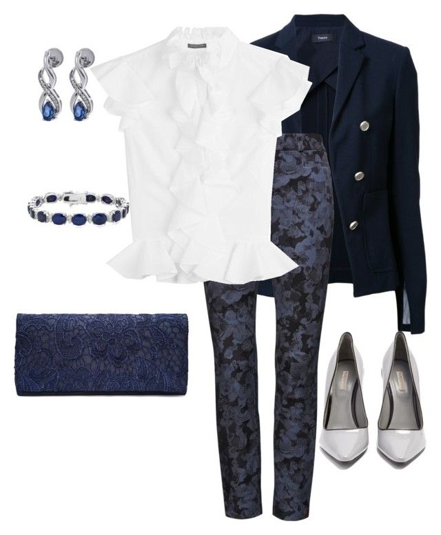 """""""Untitled#197"""" by bidlekerika on Polyvore featuring Theory, Alexander McQueen and Fabrizio Viti"""