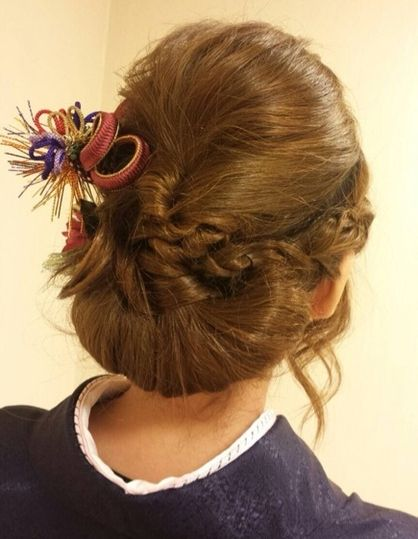 卒業式UP | 三田・ウッディタウンの美容室 HAIR SALON PREGO 三田店のヘアスタイル | Rasysa(らしさ)