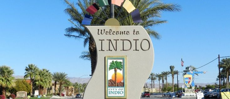 Indio California
