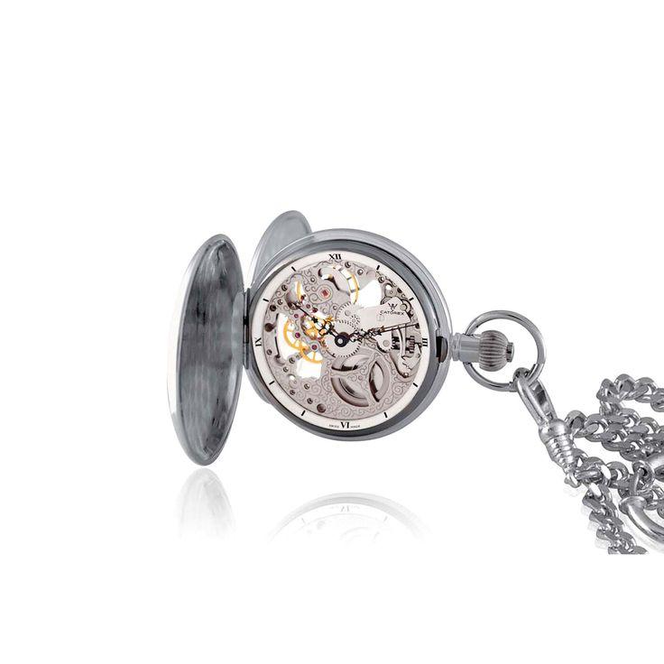 Catorex:  Catorex Les Breuleux  // Pocket Mechanical Watch
