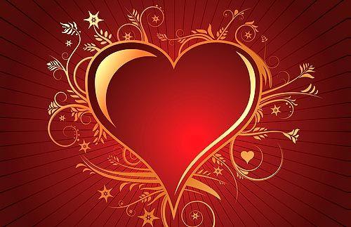 Happy Valentines Heart!