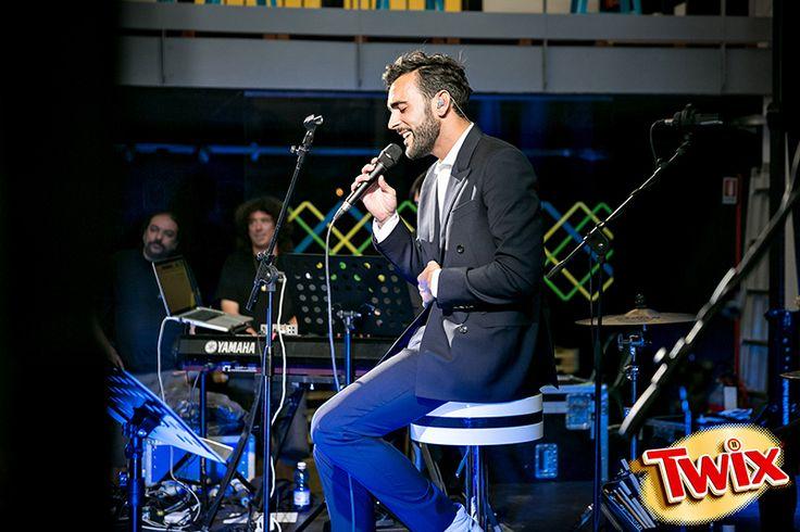 Le foto di Marco Mengoni al Twix Onstage Private Show   Pagina 17