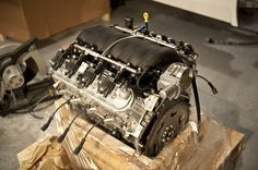 Converting a junkyard L92 into an LS3 on the cheap and dirty. engine motor swap