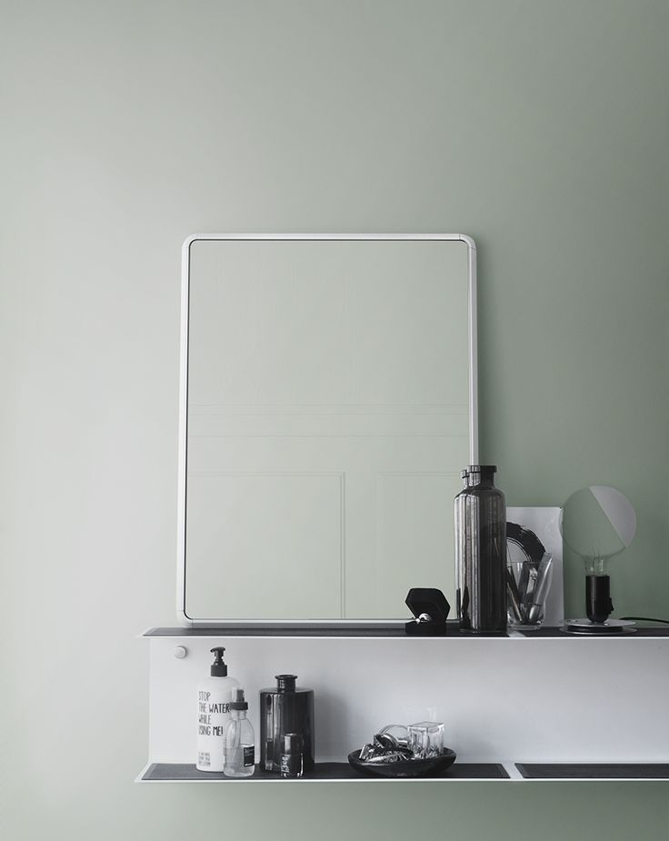 New vipp Mirror in Three Sizes.  See more at: http://www.vipp.com/badevaerelse/badevaerelse-produkter/spejl