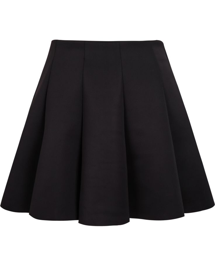 Shop Black High Waist Pleated Skirt online. Sheinside offers Black High Waist Pleated Skirt & more to fit your fashionable needs. Free Shipping Worldwide!