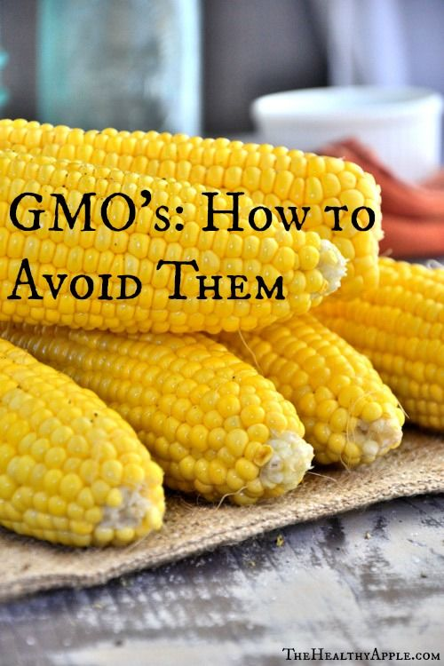 GMO's: How to Avoid Them  | TheHealthyApple.com #healthy #cleaneating #healthy #GMO #farming #food