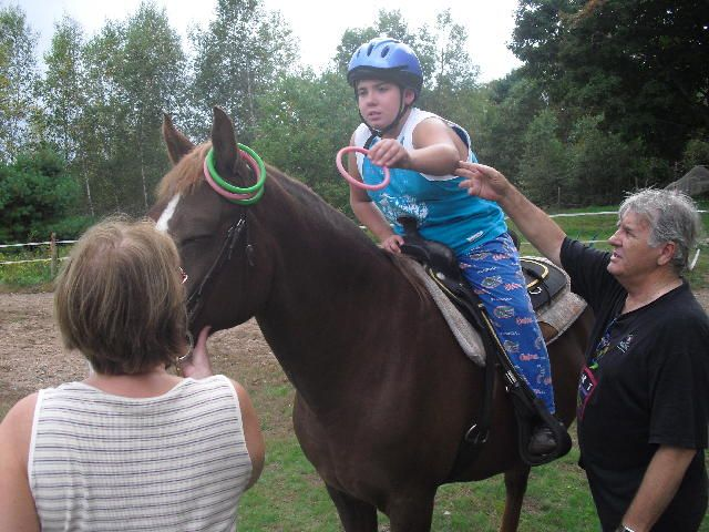 One of the biggest benefits of achieving... - Horse Riding ...