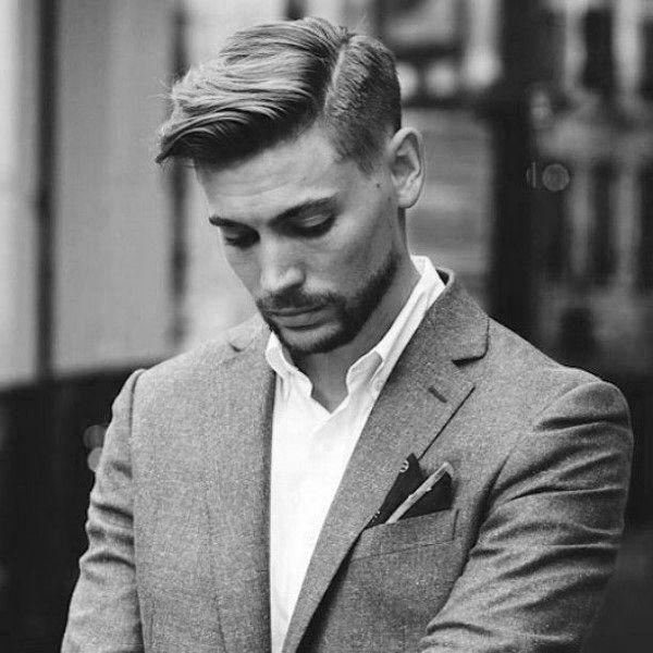 50 professionelle Frisuren für Männer – Erfolg in Form von Stil