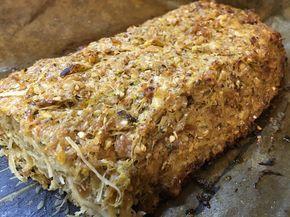 Recept na skvělou vegetariánskou sekanou, která je navíc bez lepku.