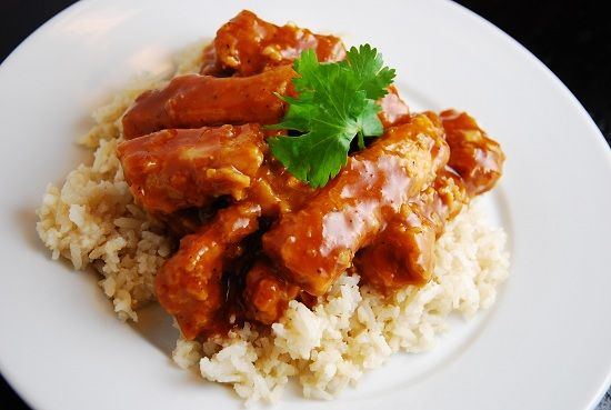 Baked General Tso's Chicken Recipe – 5 Points