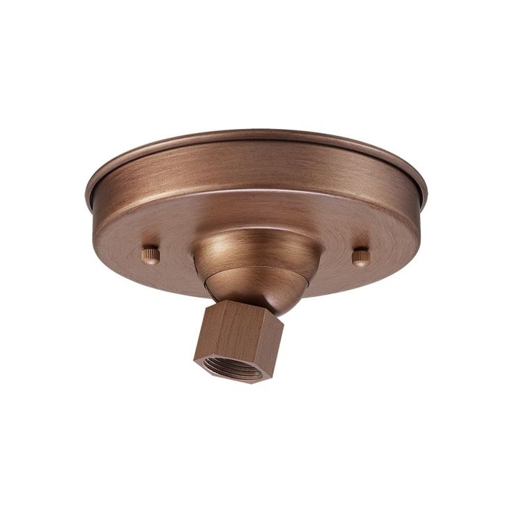 Millennium Lighting RSCKSS R Series Steep Slope Canopy Kit for Ceiling Applicati Copper Accessory Canopies Canopy Kits