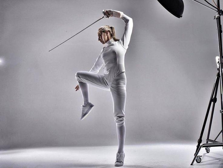 """1,428 次赞、 3 条评论 - Women's Fencing (@womens.fencing) 在 Instagram 发布:""""#Repost @vio_khrapina #sport#subway#subwayofficial#fencing#motivation #fitness #functionaltraining…"""""""