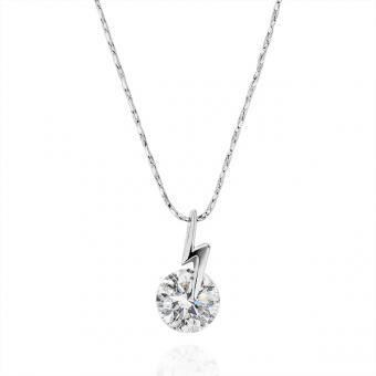 Starburst 18 Karat Gold Plated Necklace