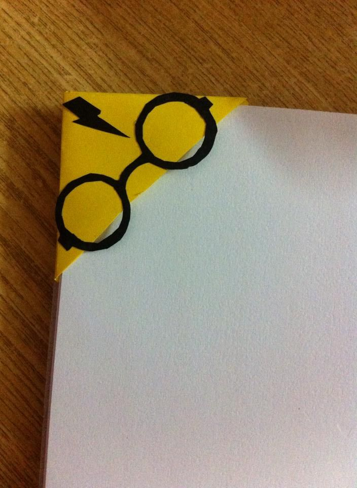 HarryPotter BookMark