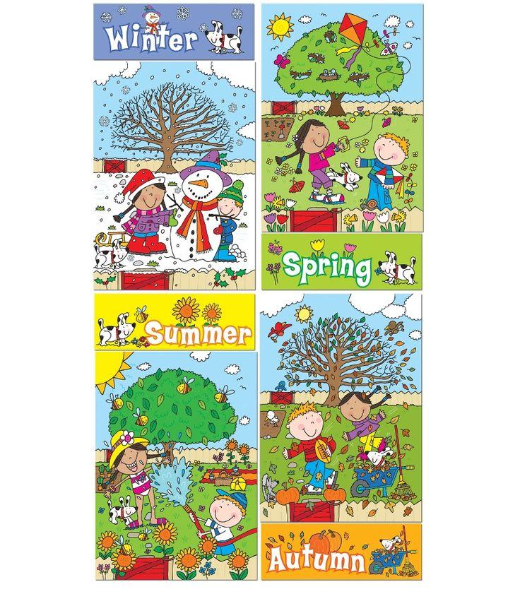 4 seasons illustration - a kép forrása: http://www.forhappykids.com/UrunDetay.aspx?KID=14&ID=987
