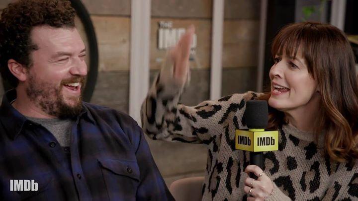 "'Arizona' stars Danny McBride, Rosemarie DeWitt and Kaitlin Olson talk about their work on ""Black Mirror"", ""It's Always Sunny in Philadelphia"" and ""Vice Principals"".  IMDb: http://imdb.to/2F0f6yh #share #buy18eshop"