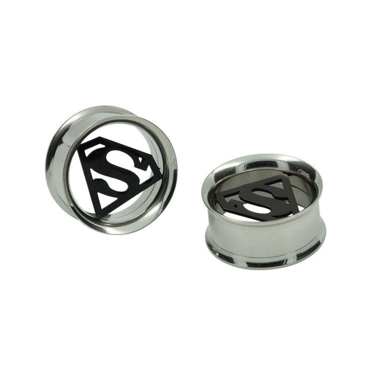 Superman Ear Tunnels