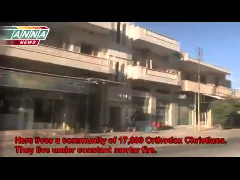 War in IRAQ & Syria 2014 / Near Hama city