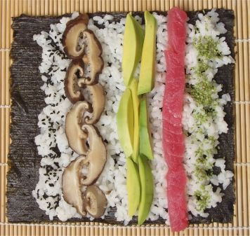 Different Types Of Sushi | Japanese Food
