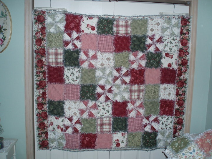 311 best Rag Quilts images on Pinterest Quilting ideas ...
