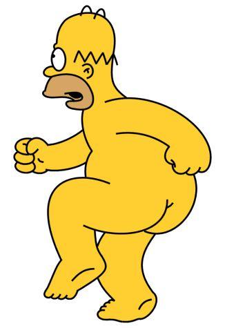 Homero, me recuerda a mi marido ...
