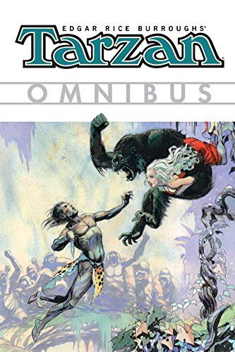 Edgar Rice Burroughs's Tarzan Omnibus Volume 1 by Various http://www.amazon.co.uk/dp/1616556625/ref=cm_sw_r_pi_dp_I43Zub0EQ8MKE