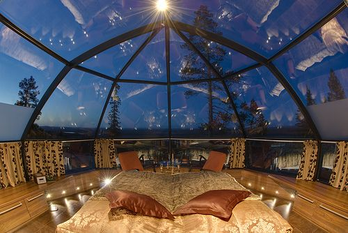 Awesome: Under The Stars, Buckets Lists, Glasses, Dreams, Northernlights, Amazing Hotels, Northern Lights, Finland, Places