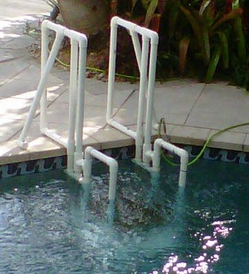 A very unique do it yourself pool lift build and use at - How to build a swimming pool yourself ...