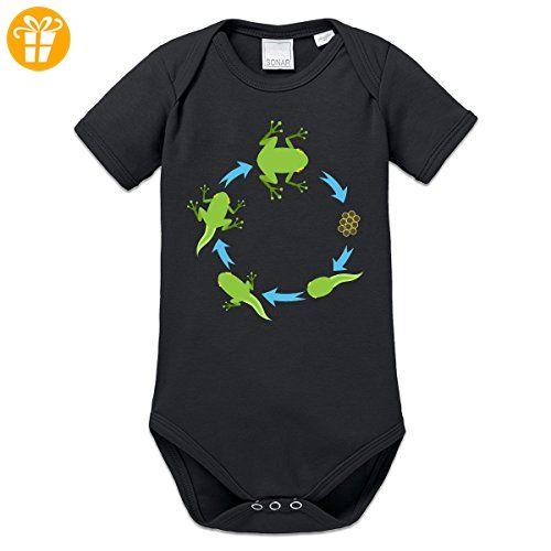 Evolution Of A Frog Baby Strampler by Shirtcity - Baby bodys baby einteiler baby stampler (*Partner-Link)