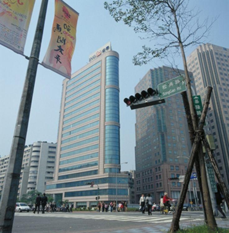 Tajpej ING épület, Taipei ING building