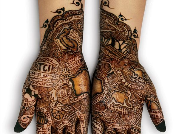 Down Under Henna Design