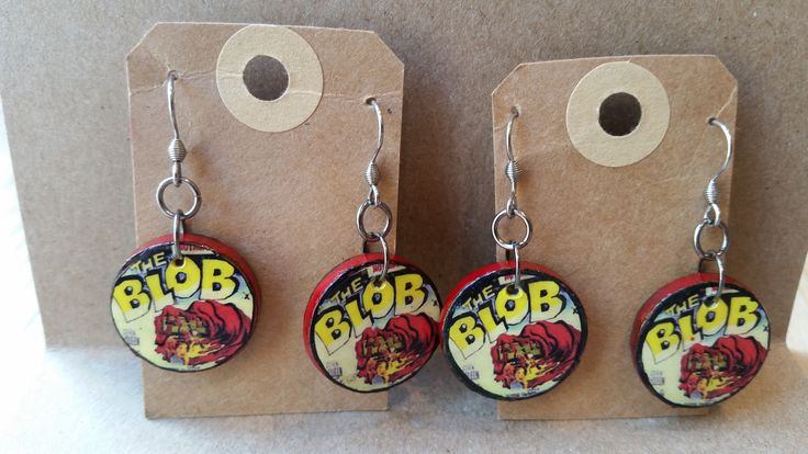 THE BLOB 1958 by InTheHorrors on Etsy