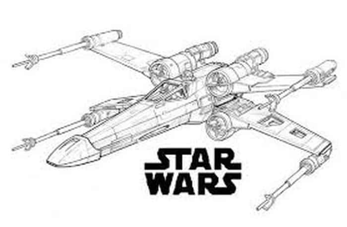 A Huge Collection Of Star Wars Coloring Pages In 2020 Star Wars