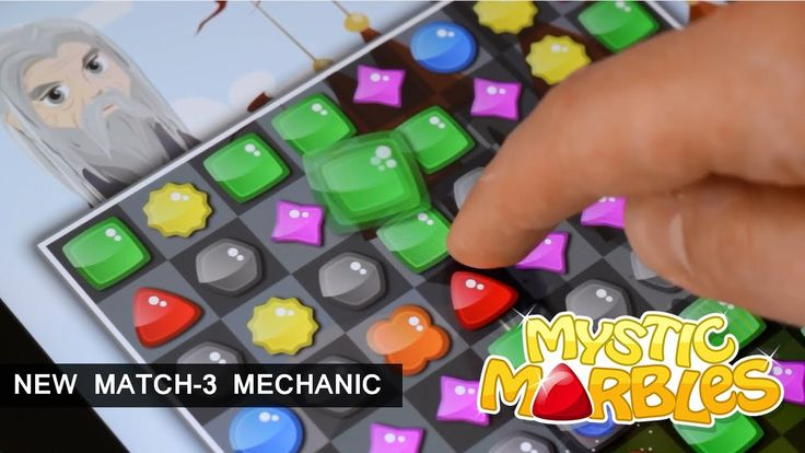 Beta gameplay footage of Mystic Marbles. Filmed in May 2013. #MysticMarbles #iPhone #iPad #Android #Game