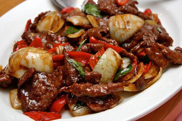 Resep Cara Membuat Daging Sapi Lada Hitam Spesial Enak