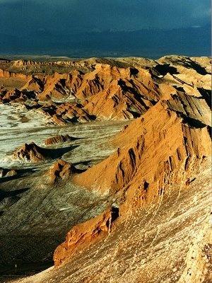 Atacama Desert-Chile