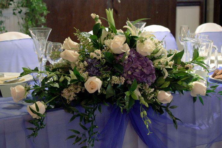 Long Floral Centerpiece : Best long table centerpieces ideas on pinterest