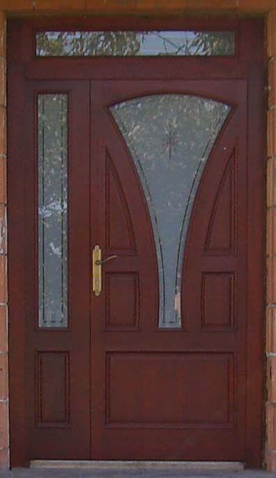 Fa bejárati ajtók - ajtoablak.com