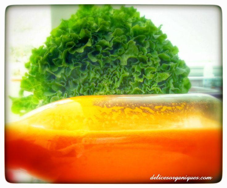 Tanning juice! Le jus à bronzer (carottes, citron, gingembre, curcuma et gingembre) Beauty tips