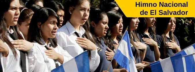 Letra y Música del Himno Nacional de El Salvador. Escuchar Himno de El Salvador en MP3. Historia del Himno de El Salvador.