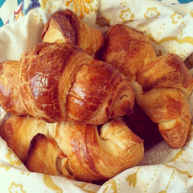 croissants - let's do this.