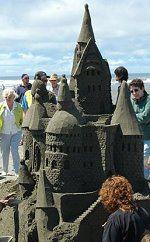 Sand & Sawdust Festival Ocean Shores Washington