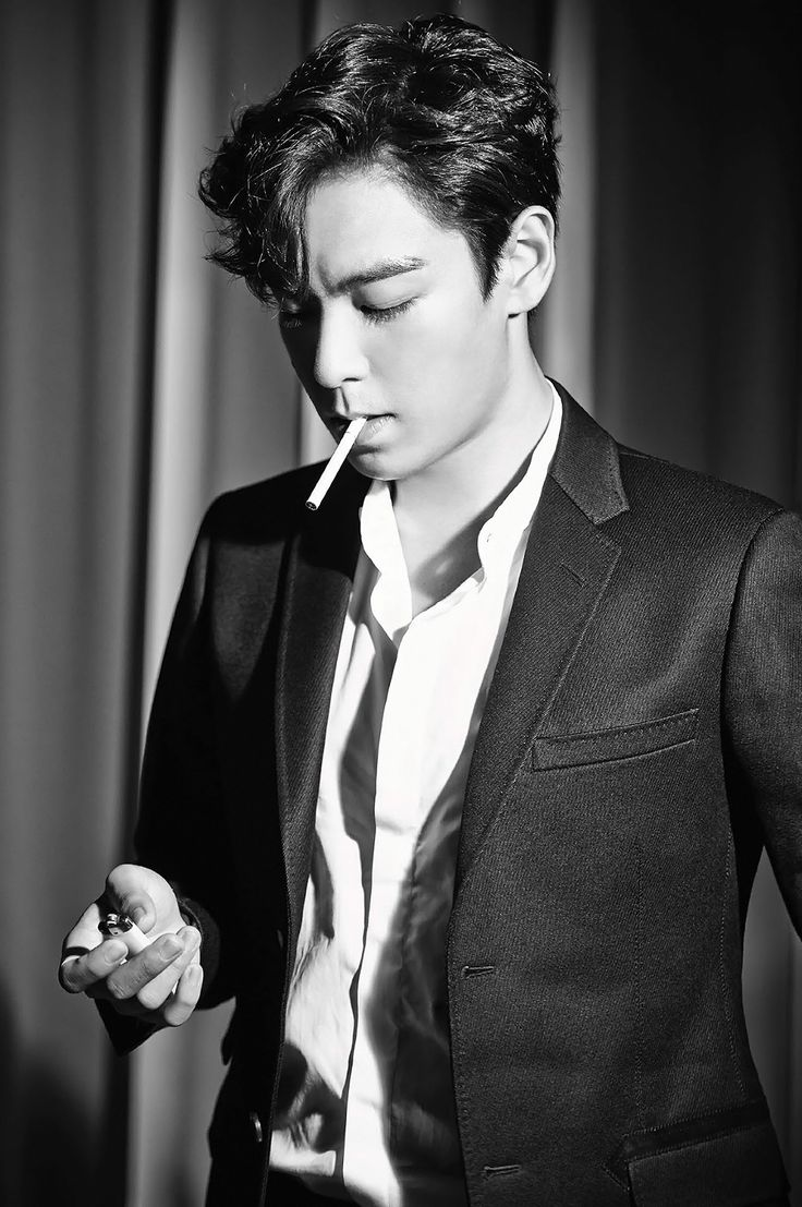 TOP (Choi Seung Hyun) ♕ #BIGBANG //  Max Movie Magazine September Issue '14