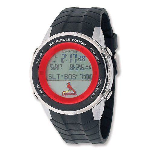 Mens MLB St. Louis Cardinals Schedule Watch Jewelry Adviser Mlb Watches. $100.00. Save 60% Off!