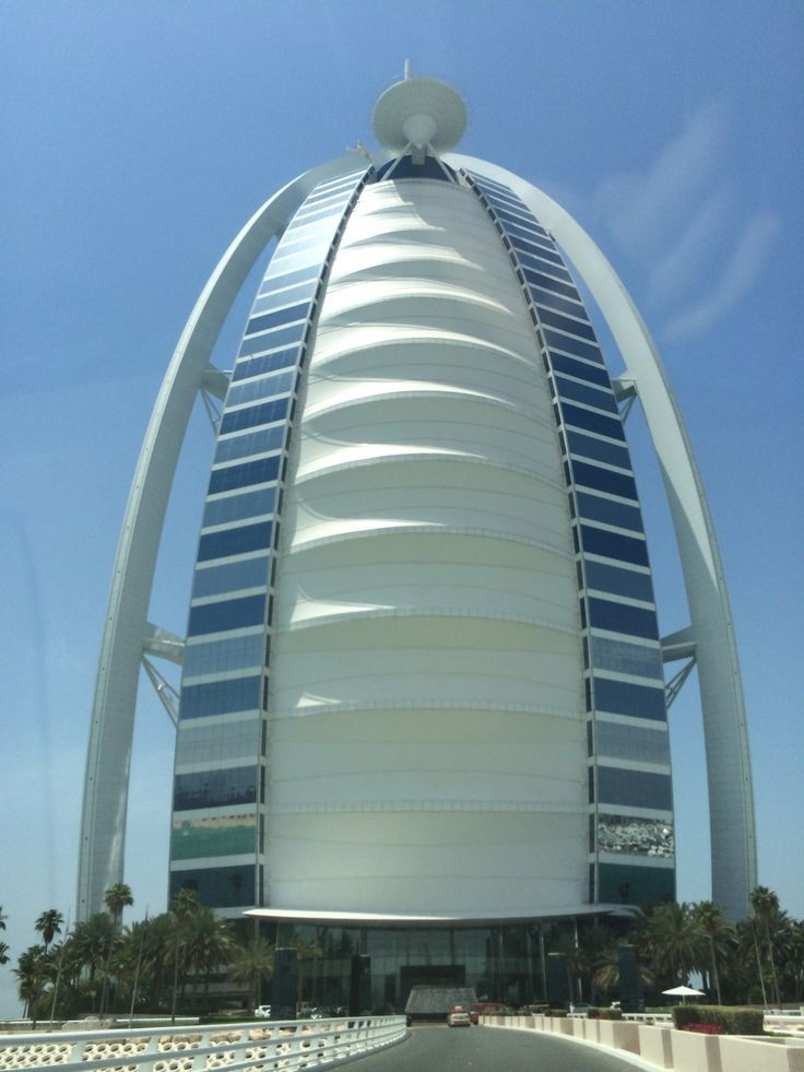 Things to Do in Dubai : One of the most luxurious hotels and matchless architecture Burj Al Arab Dubai