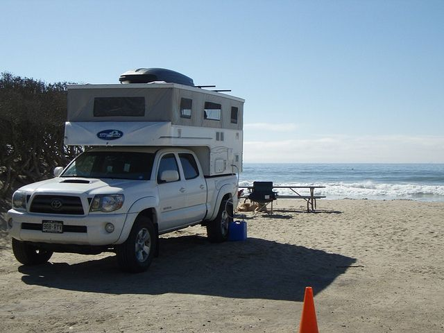 Tacoma Surf Camper | Flickr - Photo Sharing! | Truck ...