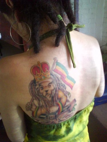 Jah Bless Tatuaje Rasta Pictures