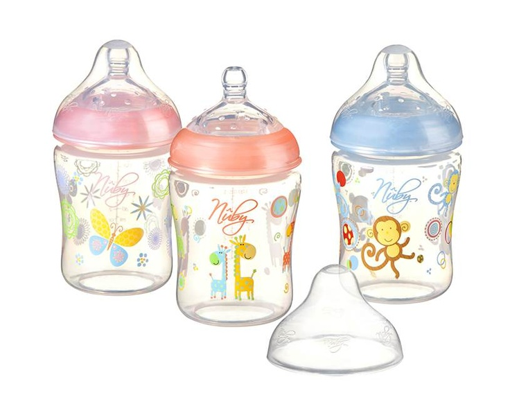 Natural Touch Decorated Bottles