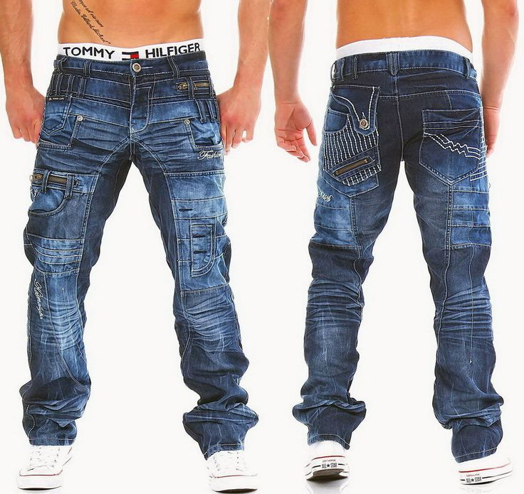 KOSMO LUPO Jeans KM 020 Luxus Cargo Denim Hose-Hot Japan Zipp-Style W29 bis W38  | eBay