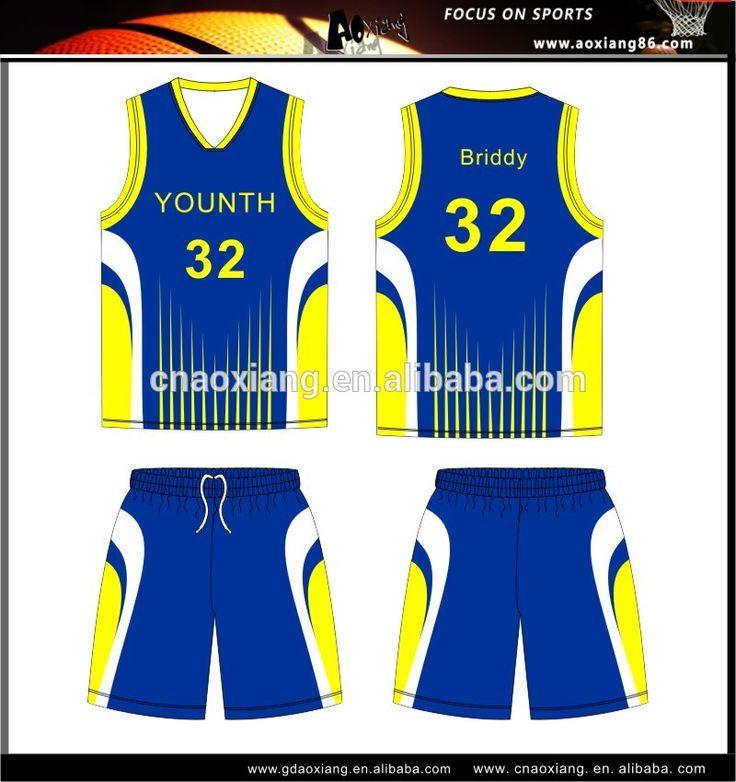 2016 guangzhou wholesale single Club Polyester basketball jersey